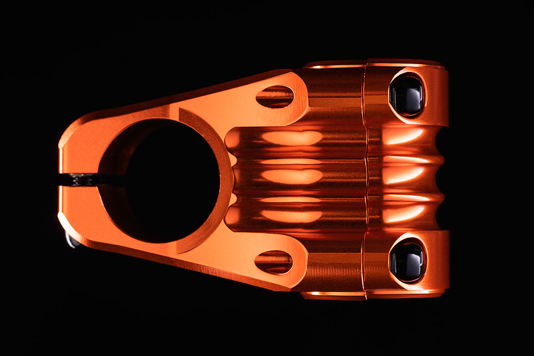 DEITY COPPERHEAD STEM 50L DETAIL