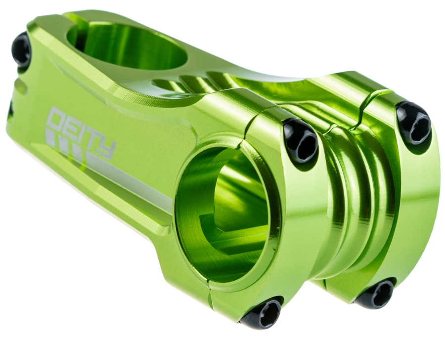 DEITY COPPERHEAD 65mm STEM GREEN