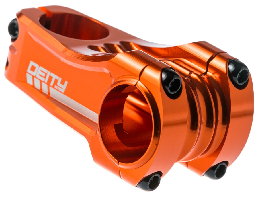 DEITY COPPERHEAD 65mm STEM ORANGE