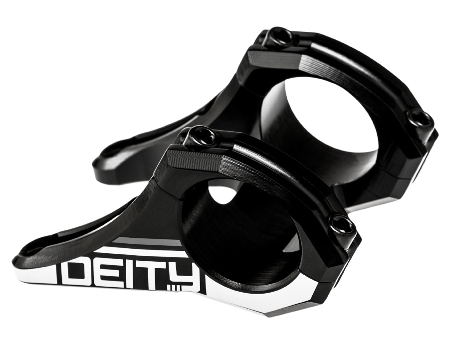 DEITY INTAKE 31.8 DM STEM WHITE