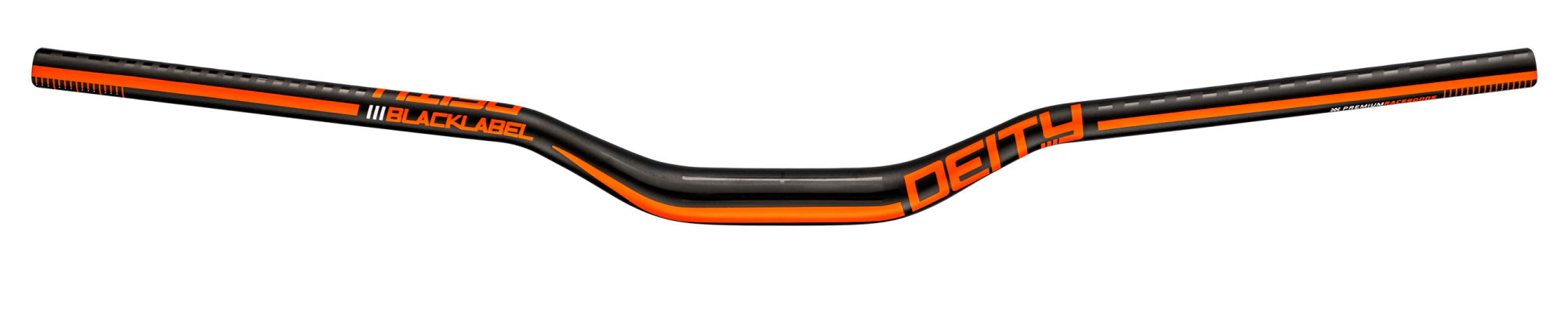 DEITY BLACKLABEL 800 HANDLEBAR ORANGE